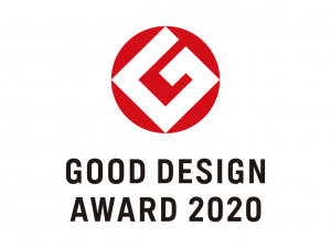 GOOD DESIGN AWARD 2020ロゴ